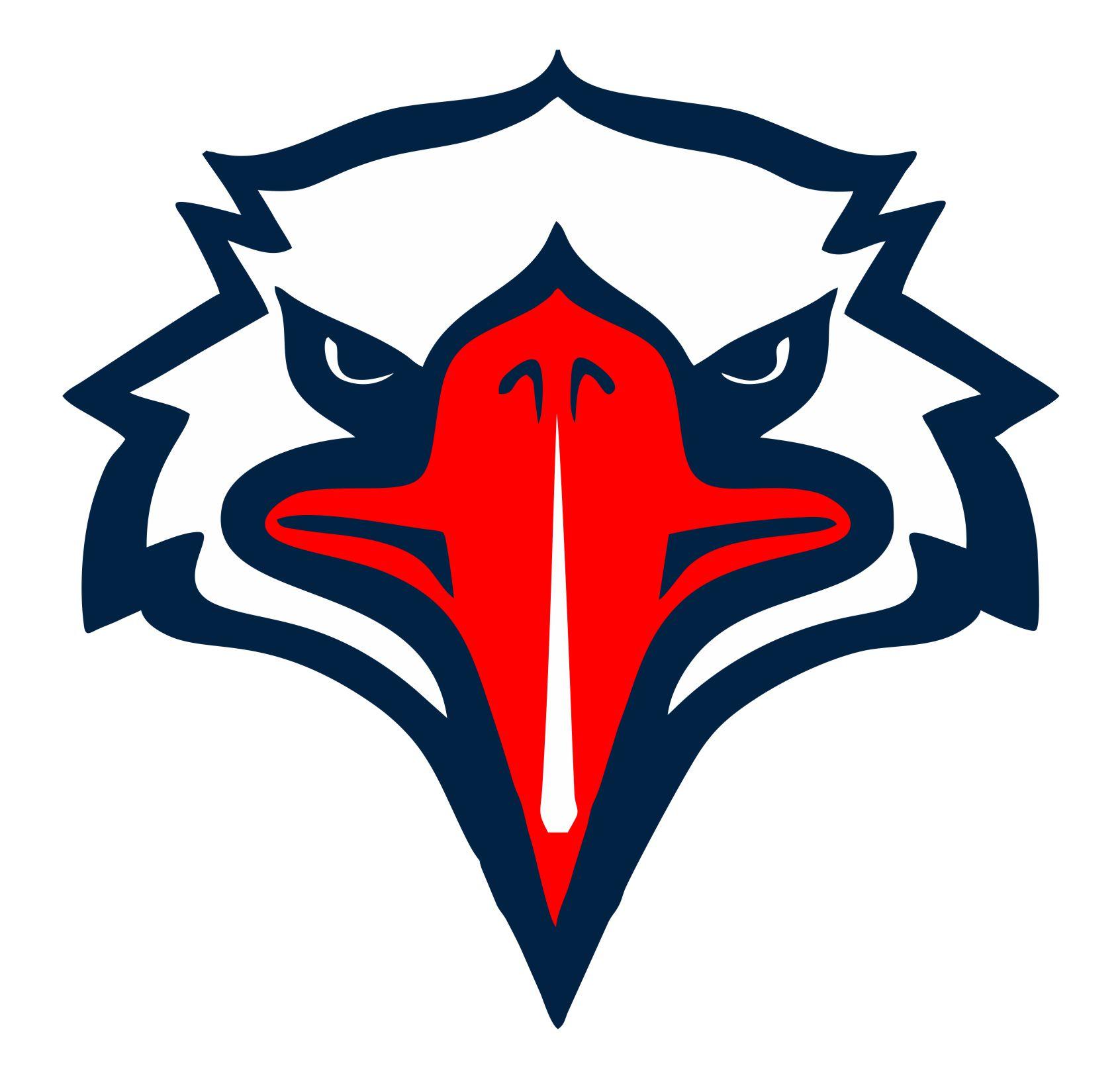 Logo with Eagle Head