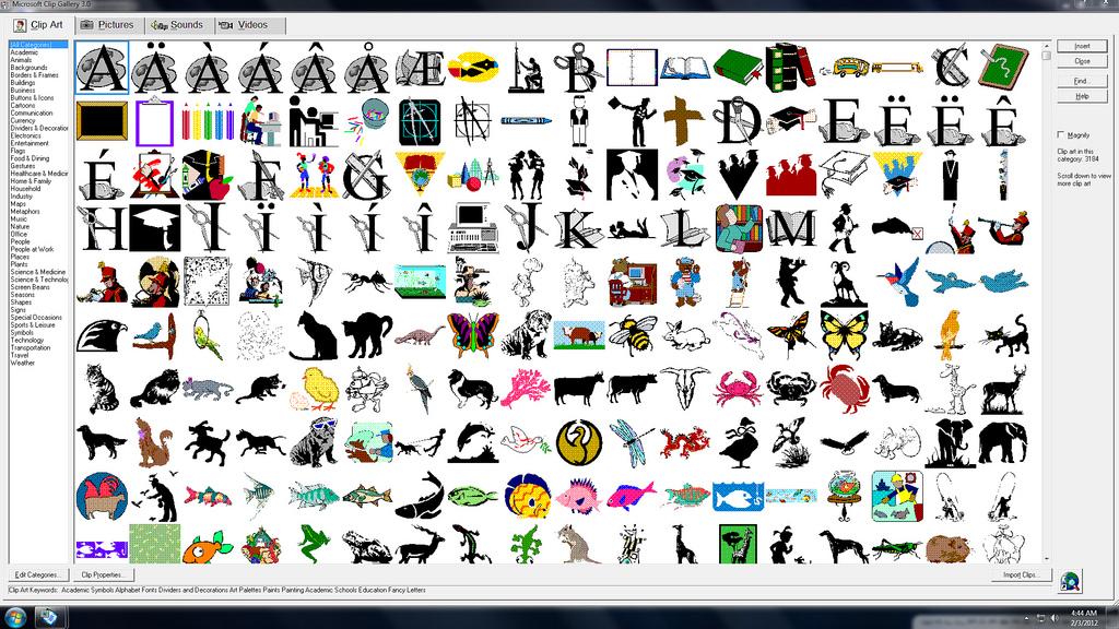 Microsoft Office Free Clip Art Gallery