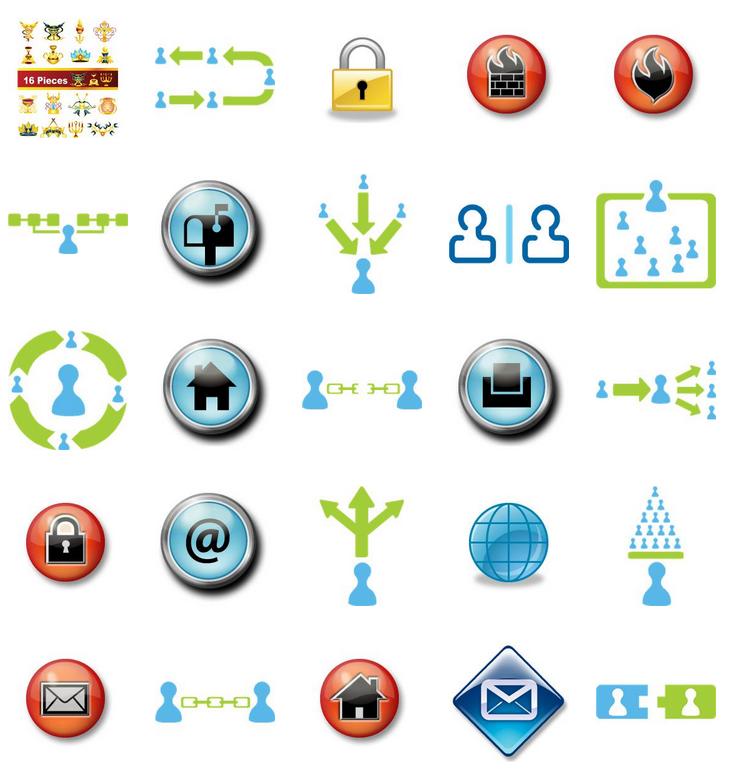 Microsoft Office Free Clip ArtIcons