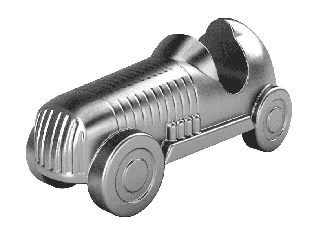 Monopoly Game Piece Car