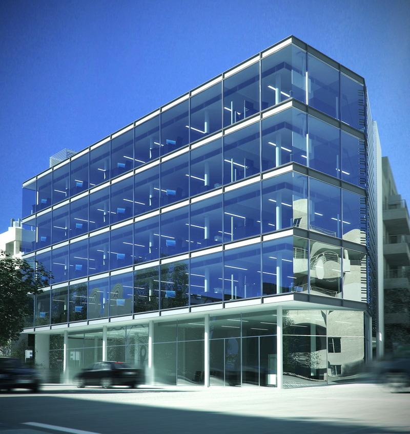 Office Building Exterior Design