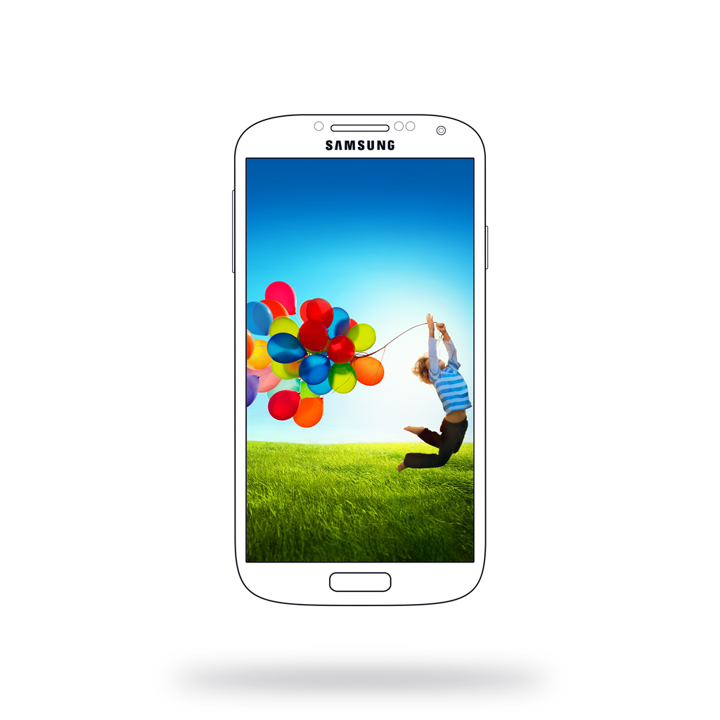 Samsung Galaxy S4 Screen Size