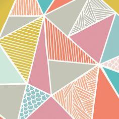 Shape Geometric Designs Patterns