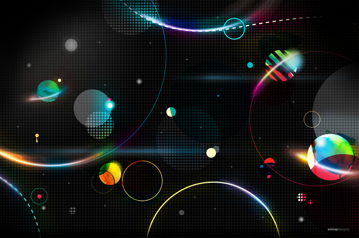 18 graphic design space images negative space graphic for Outer space stage design