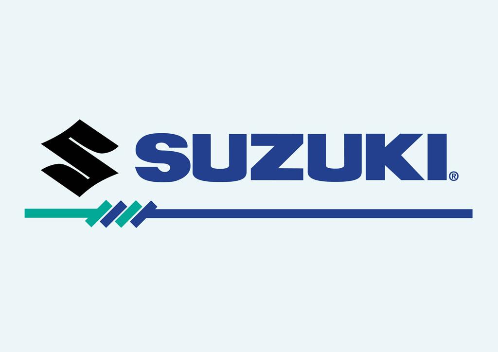 9 Suzuki Vector Graphic Images