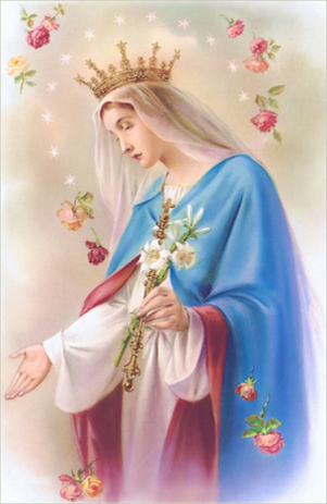 The Blessed Virgin Mary Our Mother