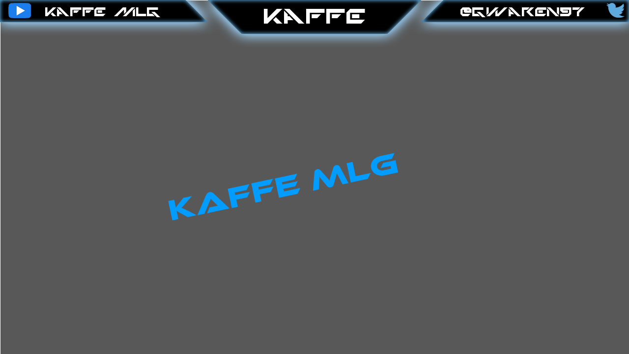 Twitch Overlay Template Free