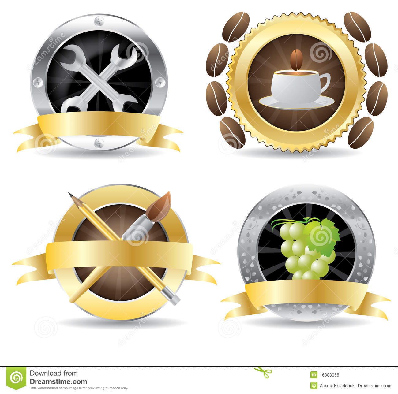 Vector Professional Icons
