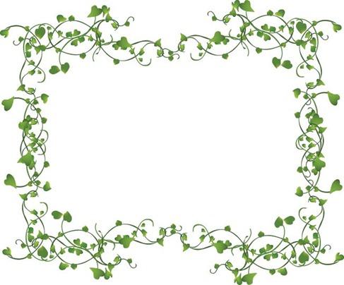 20 Vector Vine Frame Images