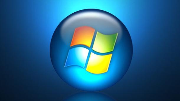 Windows 7 Start Button