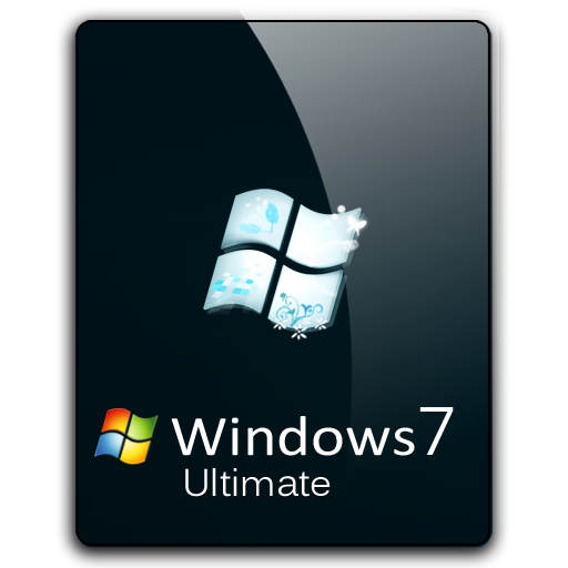 14 Windows 7 Ultimate Icon Images