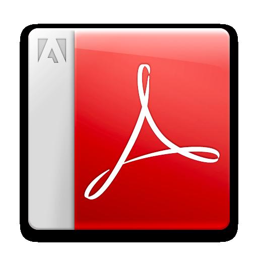 Adobe PDF Reader Icon