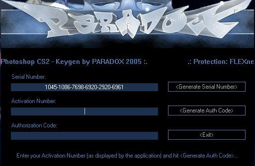 adobe photoshop cs2 keygen generator free download