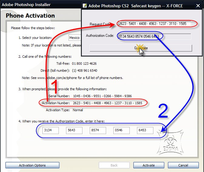 Cs8 photoshop serial number