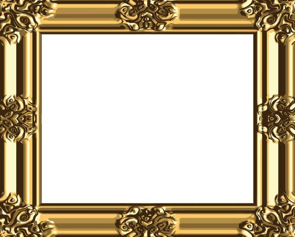 15 3D Vector Frame Images