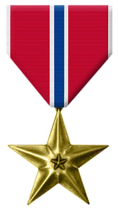 Army Bronze Star Medal
