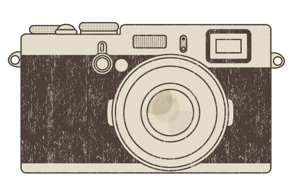 15 Camera Vector PSD Images