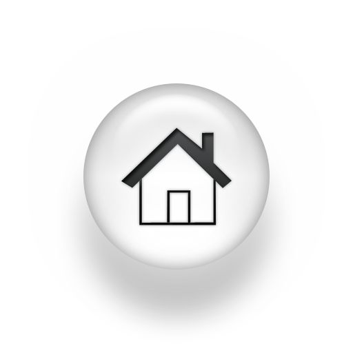 13 Black And White Home Icon Images