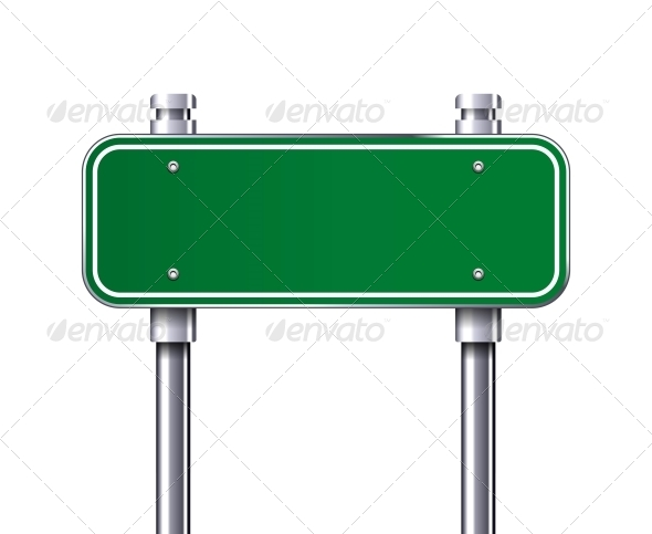 Blank Street Signs Templates Free