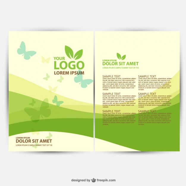11 Brochure Design Templates Images
