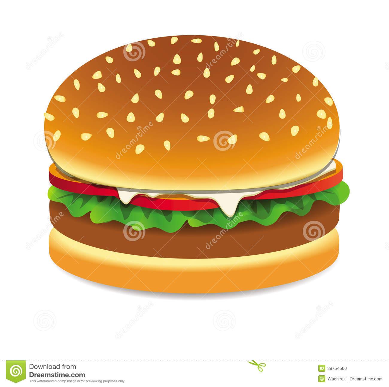 15 food hamburger vector images hamburger vector free for Hamburger clipart