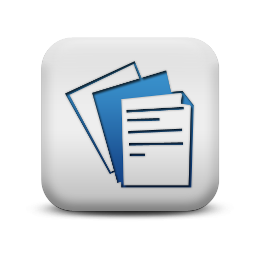 12 Requirements Documents Icon Images