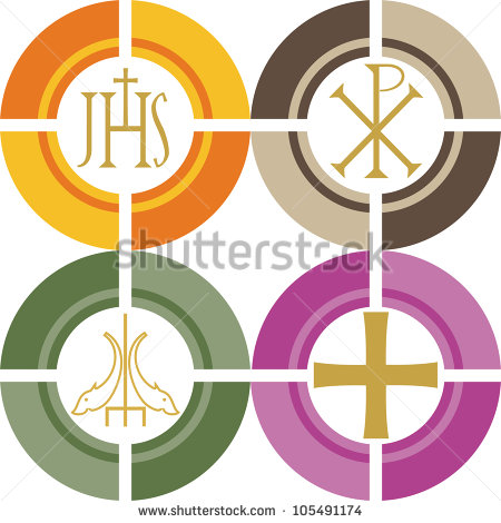 15 icon catholic religious symbols images catholic