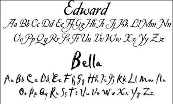 Cool Script Fonts