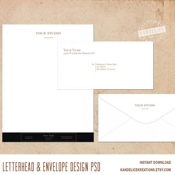 Envelope Letterhead Template