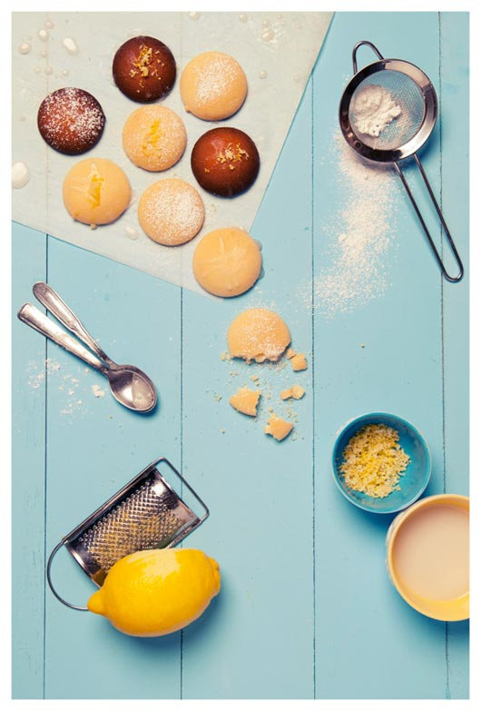 10 Food Styling Photography Images