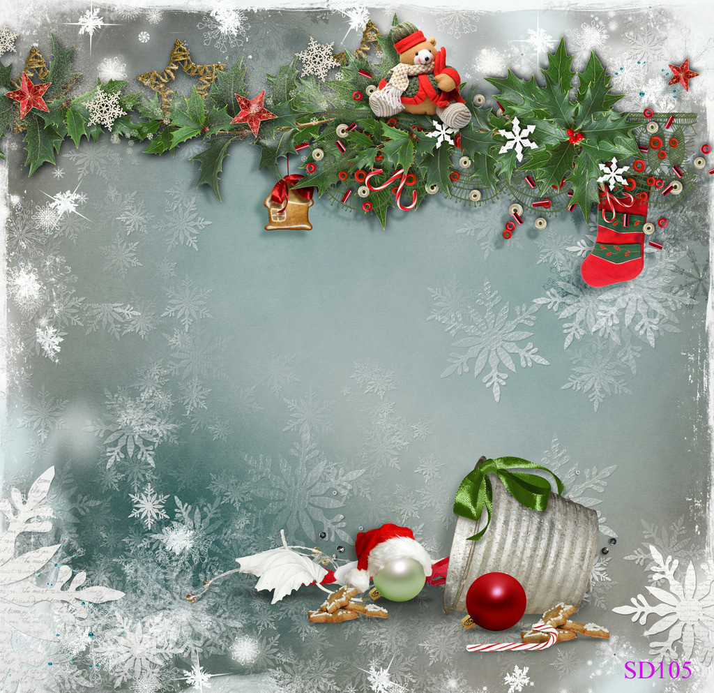 Enjoyable Christmas Photo Backdrops Galleryhip Com The Hippest Galleries Easy Diy Christmas Decorations Tissureus