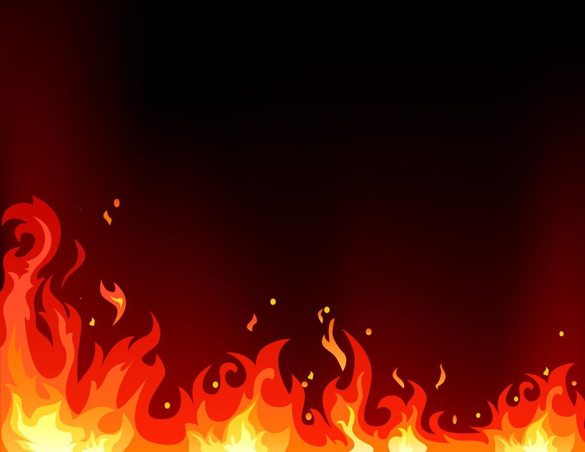 19 Flames Vector Art Free Download Images