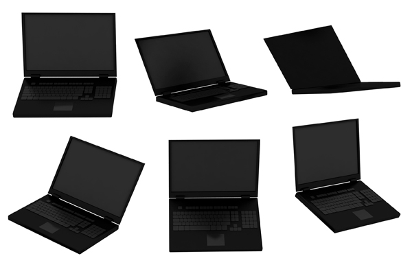 Free Laptop Graphic