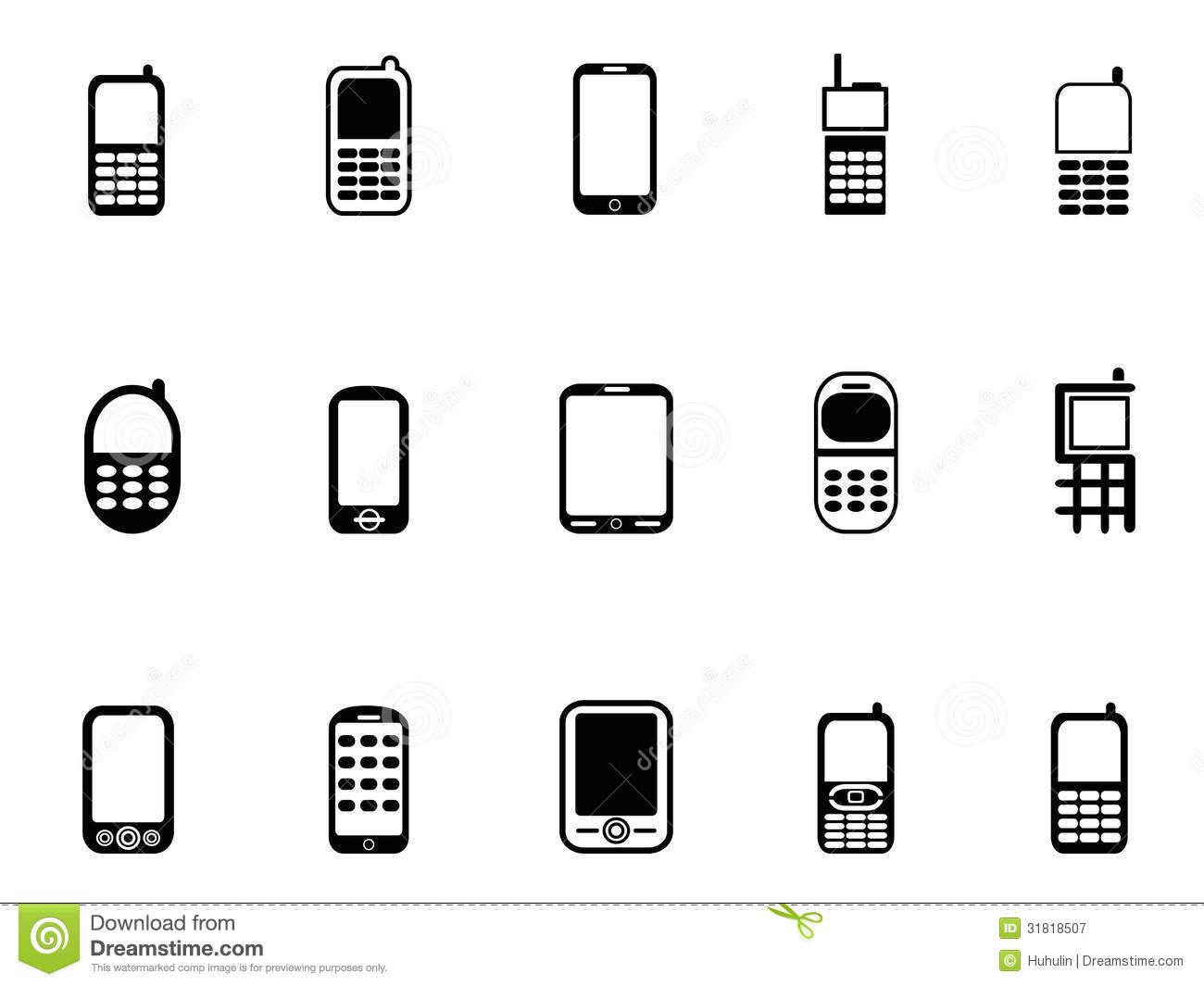 Free Mobile Phone Icon