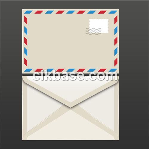 Free Template Envelope Design