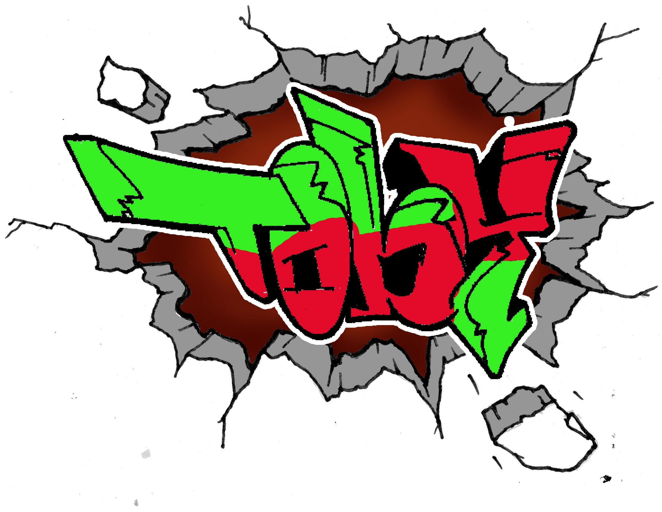 graffiti wallpaper designs - photo #41