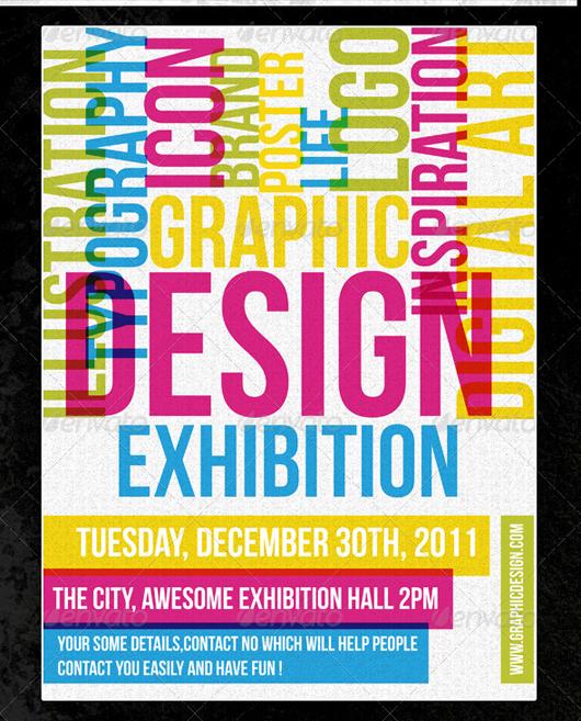 Graphic Design Flyer Templates