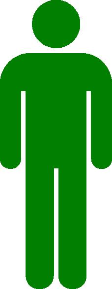 Green Men Clip Art