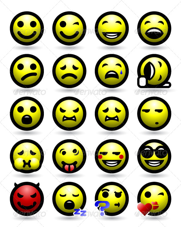 16 Product Icon Happy Face Images