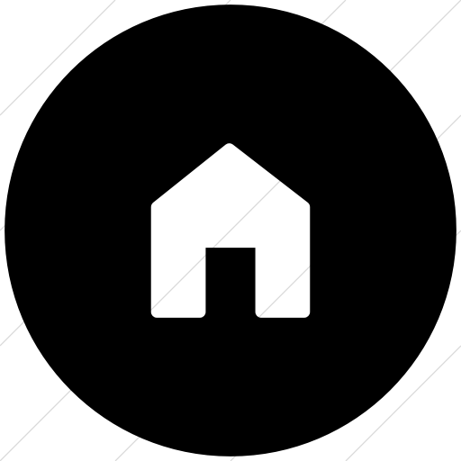 13 Black And White Home Icon Images - Black White Home ...