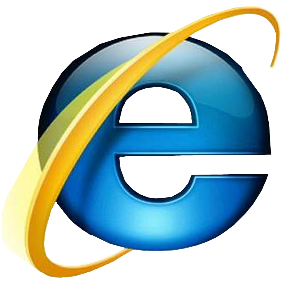 18 All Icons Are Internet Explorer Images