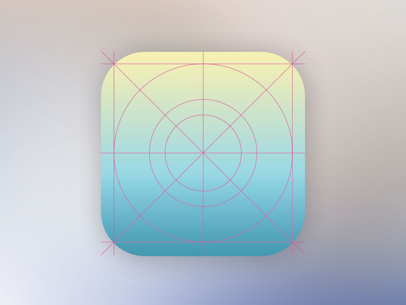 15 ios 8 icon template images grid icon template ios 8 ios 8 app
