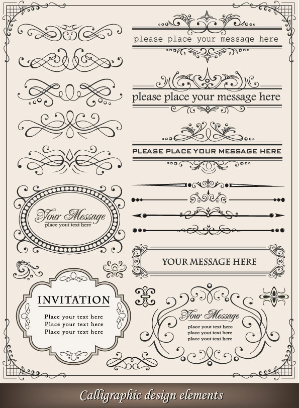 Lace Border Vector Free