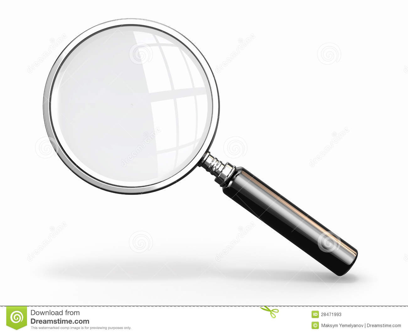 16 Magnifying Glass Icon White No Background Images