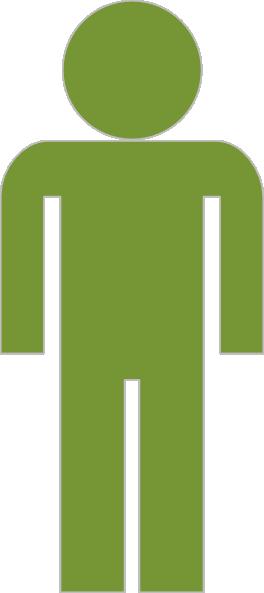 Man Icon Clip Art