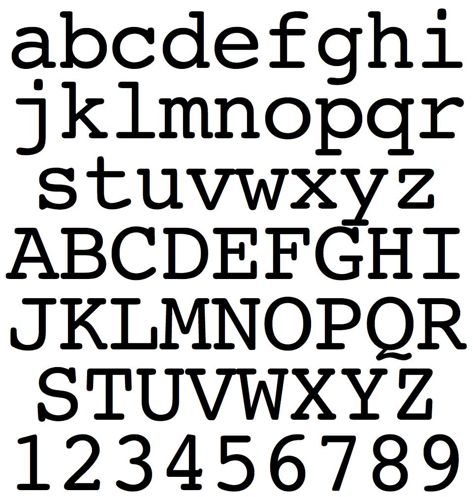 8 Apple New York Font Images
