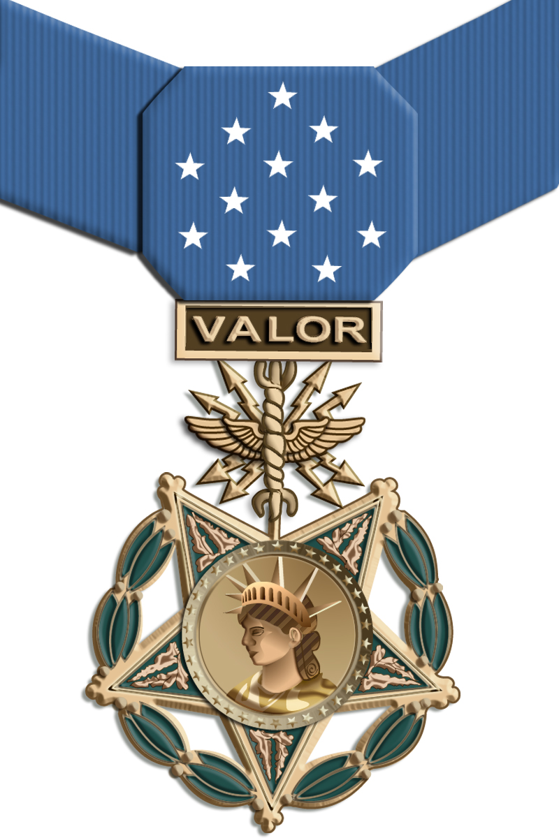 Military Honors Medals