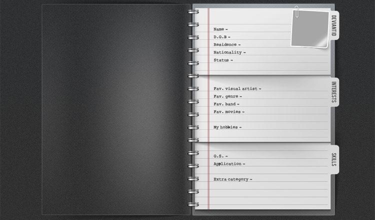 Notebook PSD
