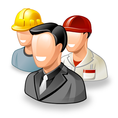 15 Business Worker Icon Images