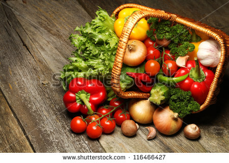 Organic Vegetables Food